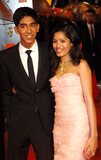 Dev Patel Photo - Dev Patel and Freida Pinto arriving at the Orange British Academy Film Awards 2009 at the Royal Opera House on February 8 2009 in London England