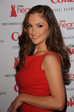 Minka Photo - Minka Kelly attends the Heart Truths Red Dress Collection 2012 Fashion Show at Hammerstein Ballroom on February 8 2012 in New York City