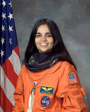 Kalpana Chawla Photo - FILE PHOTO Astronaut Kalpana Chawla STS-107 mission specialist Space Shuttle Columbia Supplied by NASANY Photo Press       NY Photo Press    phone (646) 267-6913     e-mail infocopyrightnyphotopresscom