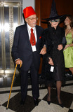 Ahmet Ertegun Photo - Ahmet Ertegun attending Bette Midlers Hulaween party a celebration of her 60th birthday and the 10th aniversary of the New York City Restoration project with which she is involved at the Waldorf Astoria Hotel