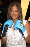 Ali Farka Tour Photo - NEW YORK MAY 7TH 2005    Laila Ali at an Instore autograph signing at the Adidas Sports Performance Store