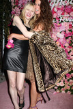 Stella Schnabel Photo - Courtney Love (L) and Stella Schnabel at the launch of Salvatore Ferragamos Signorina fragrance at Palazzo Chupi on March 20 2012 in New York City