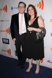 ALEX GUARNASCHELLI Photo - Ted Allen and Alex Guarnaschelli attend the Glaad Media Awards on March 19 2011 in New York City