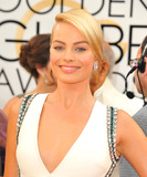 Margot Robbie Photo - Janaury 12 2014 LAMargot Robbie arriving at the 71st Annual Golden Globe Awards held at The Beverly Hilton Hotel on January 12 2014 in Beverly Hills California
