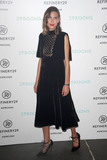 Alexa Chung Photo - September 10 2015 New York CityAlexa Chung attending the Refinery29 presentation of 29Rooms a celebration of style and culture during NYFW 2015 on September 10 2015 in Brooklyn New YorkCredit Kristin CallahanACE Tel (646) 769 0430