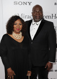T D Jakes Photo - March 9 2016 LATD Jakes and Serita Jakes arriving at the premiere of Miracles From Heaven at the ArcLight Hollywood on March 9 2016 in Hollywood CaliforniaBy Line Peter WestACE PicturesACE Pictures Inctel 646 769 0430