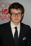 Angus T Jones Photo - Actor Angus T Jones arriving at the Peoples Choice Awards 2012 at Nokia Theatre LA Live on January 11 2012 in Los Angeles California