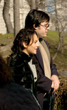Jared Leto Photo - Lindsay Lohan and Jared Leto on Location for Chapter 27 in New York