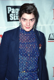 GABBY HOFFMAN Photo - Actress GABBY HOFFMAN attending the launch of the full color fashion supplement of the New York Post hosted by Sarah and Lachlan Murdoch at the Mercer Kitchen Restaurant in New York February 7 2002  2002 by Alecsey BoldeskulNY Photo Press     ONE-TIME REPRODUCTION RIGHTS          NY Photo Press    phone (646) 267-6913     e-mail infocopyrightnyphotopresscom