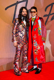 Alessandro Michele Photo - December 5 2016 LondonAlessandro Michele and Jared Leto arriving at The Fashion Awards 2016 at the Royal Albert Hall on December 5 2016 in LondonBy Line FamousACE PicturesACE Pictures IncTel 6467670430
