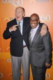 Willard Scott Photo - Willard Scott and Al Roker attend the TODAY Show 60th anniversary celebration at The Edison Ballroom on January 12 2012 in New York City