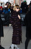 Anna Wintour Photo - February 11 2016 New York CityAnna Wintour arrives at Madison Square Garden for the Zeezy Season 3 presntation on February 11 2016 in New York CityBy Line Zelig ShaulACE PicturesACE Pictures Inctel 646 769 0430