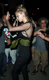 Cara Delevigne Photo - July 27 2016 New York CityActress Cara Delevigne is mobbed by fans and photographers as she arrives back at a downtown hotel on July 29 2016 in New York CityBy Line Curtis MeansACE PicturesACE Pictures IncTel 6467670430