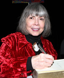 Anne Rice Photo - October 13 2012 New York CityAnne Rice at the 2012 New York Comic Con at the Javits Center on October 13 2012 in New York City