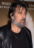 Al Pacino Photo - Al Pacino arriving at the premiere of HBOs series Angels in America New York Nowember 4 2003