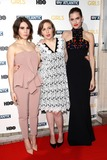 Lena Dunham Photo - Janaury 15 2014 LondonZosia Mamet Lena Dunham and Allison Williams at the UK premiere of Girls the third series held at the Cineworld Haymarket on Janaury 15 2014 in London