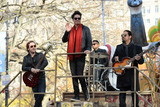 Patrick Monahan Photo - November 26 2015 New York CityPatrick Monahan and Train attending the 89th Annual Macys Thanksgiving Day Parade on November 26 2015 in New York CityCredit Kristin CallahanACE PicturesTel (646) 769 0430