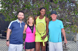 David Cook Photo - November 18 2016 Boca Raton(L-R) David Cook Chris Evert Lisa Leslie Alan Thicke at The Boca Raton Resort Tennis Center for the 27th Annual Chris EvertRaymond James Pro-Celebrity Tennis Classic media day on November 18 2016 in Boca Raton FloridaBy Line SolarACE PicturesACE Pictures IncTel 6467670430
