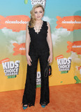 Peyton List Photo - March 12 2016 LAPeyton List arriving at Nickelodeons 2016 Kids Choice Awards at The Forum on March 12 2016 in Inglewood California By Line Peter WestACE PicturesACE Pictures Inctel 646 769 0430
