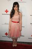 Anna Maria Perez Photo - Actress Anna Maria Perez de Tagle arriving at the American Red Cross  Annual Red Tie Affair on April 9 2011 in Santa Monica California