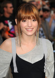 Bella Thorne Photo - Actress Bella Thorne arriving at the premiere of Touchstone Pictures Gnomeo and Juliet at the El Capitan Theatre on January 23 2011 in Hollywood CA