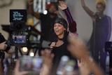 Alicia Keys Photo - September 2 2016 New York CityAlicia Keys performing on NBCs Today at Rockefeller Plaza on September 2 2016 in New York City Credit Kristin CallahanACE PicturesTel (646) 769 0430