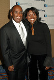 AL ROCKER Photo - 12th Annual Magical Birthday Bash to benefit the Christopher Reeve Paralysis Foundation at the Marriott Marquis Pictured are Al Rocker and Deborah Roberts New York September 25 2002