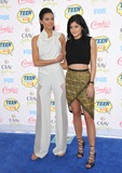 Kylie Jenner Photo - Kendall Jenner  Kylie Jenner at the 2014 Teen Choice Awards at the Shrine AuditoriumAugust 10 2014  Los Angeles CAPicture Paul Smith  Featureflash
