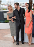 Isaach De Bankol Photo - Jury members Jake Gyllenhaal Sienna Miller  Rossy De Palma at photocall for the Cannes Jury at the 68th Festival de CannesMay 13 2015  Cannes FrancePicture Paul Smith  Featureflash