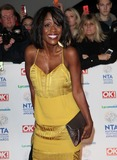 Diane Parish Photo - Diane Parish arriving for the National Television Awards 2014 (NTAs) at the O2 London 22012014 Picture by Alexandra Glen  Featureflash