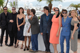 Xavier Dolan Photo - Jury members Joel Coen Ethan Coen Rokia Traore Sienna Miller Rossy De Palma Sophie Marceau Jake Gyllenhaal Guilermo Del Toro  Xavier Dolan at photocall for the Cannes Jury at the 68th Festival de CannesMay 13 2015  Cannes FrancePicture Paul Smith  Featureflash