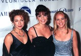 Alex Kingston Photo - 03DEC97  ER stars ALEX KINGSTON (left) MARISKA HAGGERTY  MARIA BELLO at the Fire  Ice Ball at Paramount Studios Hollywood to benefit the RevlonUCLA Womens Cancer Research Program