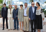 Michael Caine Photo - Paul Dano (left) Jane Fonda Harvey Keitel Rachel Weisz director Paolo Sorrentino Michael Caine  Madalina Ghenea at the photocall for their movie Youth at the 68th Festival de CannesMay 20 2015  Cannes FrancePicture Paul Smith  Featureflash
