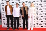 Chris Stark Photo - Greg James Scott Mills Chris Stark Fearne CottonBBC Radio 1s Teen Awards held at Wembley arenaLondon England 19102014 Picture by James Smith  Featureflash
