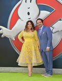 Ben Falcone Photo - LOS ANGELES CA July 9 2016 Actress Melissa McCarthy  husband actor Ben Falcone at the Los Angeles premiere of Ghostbusters at the TCL Chinese Theatre HollywoodPicture Paul Smith  Featureflash