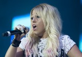 Amelia Lily Photo - Amelia Lily performing at The Girl Guiding BIG GIG 2012 Sheffield Arena Yorkshire 06102012 Picture by Simon Burchell  Featureflash