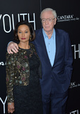 Shakira Caine Photo - Actor Michael Caine  wife Shakira at the Los Angeles premiere of his movie Youth at the Directors Guild of America November 17 2015  Los Angeles CAPicture Paul Smith  Featureflash