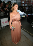 Georgie Thompson Photo - Georgie Thompson arriving for the 2011 Glamour Awards Berkeley Square London 07062011 Picture by Alexandra Glen  Featureflash