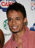 Ashton Merrygold Photo - Ashton Merrygold from JLS arriving for the Capital Summertime Ball Wembley Stadium London 12062011  Picture by Alexandra Glen  Featureflash