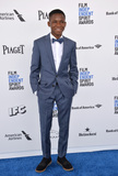 Abraham Attah Photo - Abraham Attah at the 2016 Film Independent Spirit Awards on the beach in Santa Monica CAFebruary 27 2016  Santa Monica CAPicture Paul Smith  Featureflash