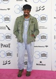 Andr Benjamin Photo - Andre Benjamin at the 30th Annual Film Independent Spirit Awards on the beach in Santa MonicaFebruary 21 2015  Santa Monica CAPicture Paul Smith  Featureflash