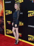 Ashley Hinshaw Photo - Actress Ashley Hinshaw at the world premiere of American Ultra at The Ace Hotel DowntownAugust 18 2015  Los Angeles CAPicture Paul Smith  Featureflash