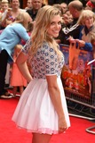Anna Williamson Photo - Anna Williamson arriving for the premiere of Pudsey the Dog the movie at the Vue cinema Leicester Square London 13072014 Picture by Steve Vas  Featureflash