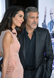 Amal Alamuddin Photo - Producer George Clooney  wife Amal Alamuddin at the Los Angeles premiere of his movie Our Brand is Crisis at the TCL Chinese Theatre HollywoodOctober 26 2015  Los Angeles CAPicture Paul Smith  Featureflash