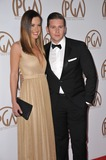 Charlie Webster Photo - Allen Leech  Charlie Webster at the 26th Annual Producers Guild Awards at the Hyatt Regency Century Plaza HotelJanuary 24 2015  Los Angeles CAPicture Paul Smith  Featureflash