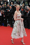 Nadja Auermann Photo - Nadja Auermann at the gala premiere of Grace of Monaco at the 67th Festival de CannesMay 14 2014  Cannes FrancePicture Paul Smith  Featureflash