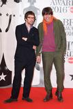 Alex James Photo - Graham Coxon  Alex James at The BRIT Awards 2016 at the O2 Arena LondonFebruary 24 2016  London UKPicture Steve Vas  Featureflash