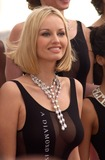 Adriana Karembeu Photo - Actressmodel ADRIANA KAREMBEU at the Cannes Film Festival to promote the AmFar event A Diamond Is Forever The 25 million collection of diamond jewelry will make its official debut at the event16MAY2001  Paul SmithFeatureflash
