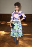 Andreya Triana Photo - Andreya Triana at the DAKS show during London Fashion Week SpringSummer 2016 September 18 2015  London UKPicture James Smith  Featureflash