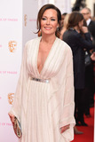 Amanda Mealing Photo - Amanda Mealingarrives for the 2015 BAFTA TV Awards at the Theatre Royal Drury Lane London 10052015 Picture by Steve Vas  Featureflash